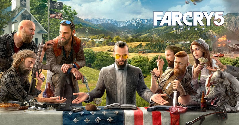Far Cry 5 on video game podcast