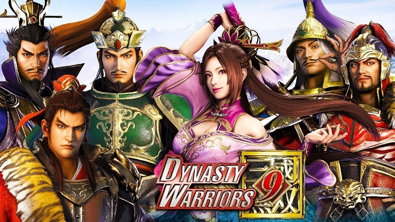 Dynasty Warriors on video game podcast