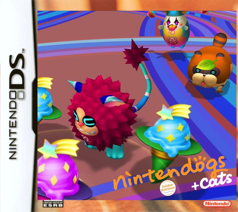 Nintendogs Dream Eaters Kingdom Hearts Dream Drop Distance