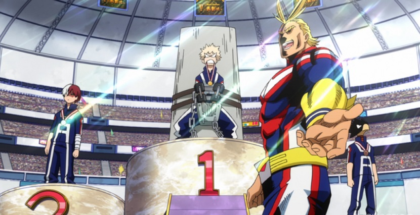 My Hero Academia season 2 episode 12 discussion