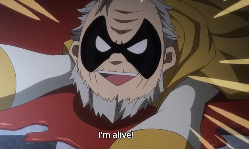 My Hero Academia season 2 episode 13 reaction