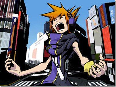 Neku Kingdom Hearts Dream Drop Distance scream