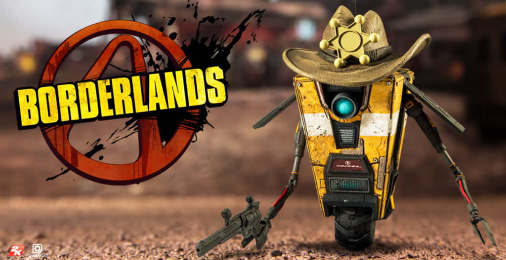 Even Claptrap is appalled by what's going on at Gearbox