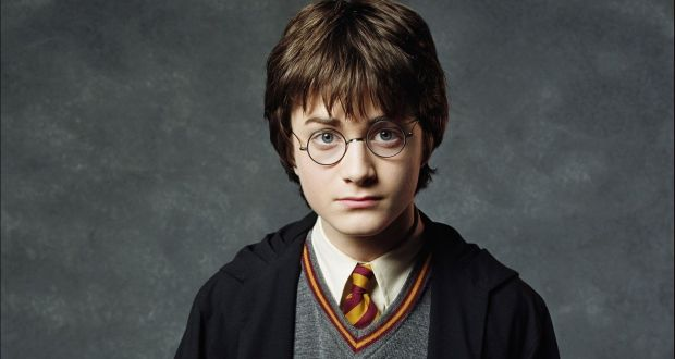 Harry Potter, probably thinking about how he has to vanish his own wizarding poo