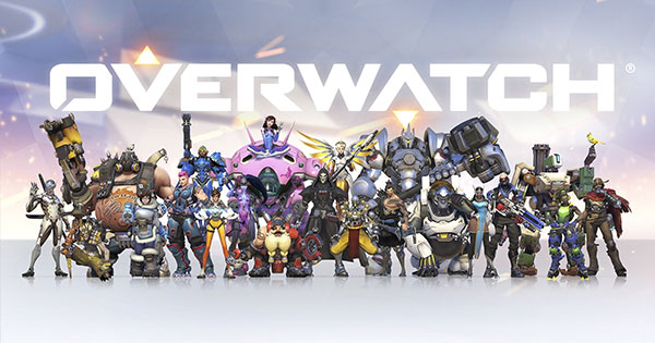 Overwatch heroes line-up, controversy over Ellie pro Overwatch player