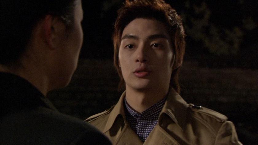 Woo-bin over his head in boys over flowers episode 16