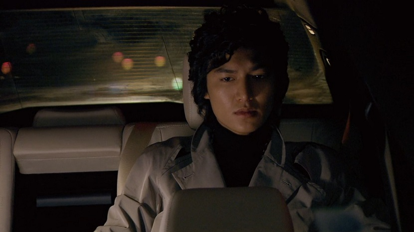 Jun-pyo alone in Boys Over Flowers episode 15