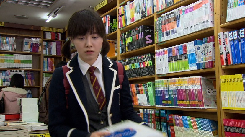 Jan-di decides to become a doctor in Boys Over Flowers episode 15