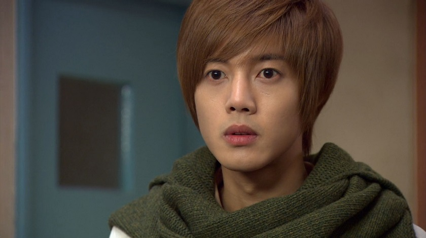 Ji-hoo meets his grandfather in boys over flowers episode 16
