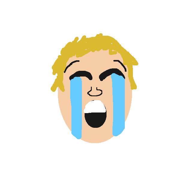 Clickbait Boyfriend Crying Emoji