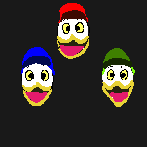 Huey, Dewey, and Louie are going to get Norted