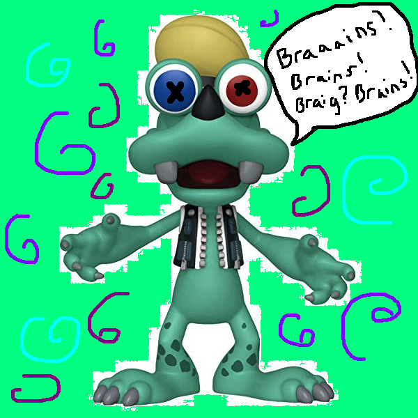 Monsters Inc Goofy Kingdom Hearts Zombie
