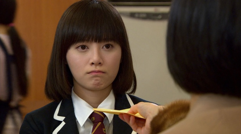 Jan-di accepts food coupons in Boys over Flowers episode 17