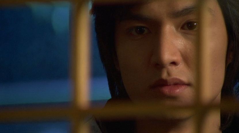 Boys Over Flowers Jun-pyo looks in episode 17