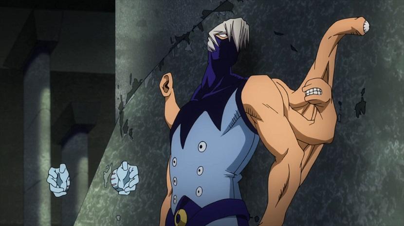 Shoji and Hagakure My Hero Academia season 2 episode 23