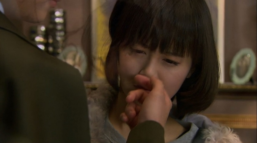 Jan-di nose boop Boys Over Flowers episode 16