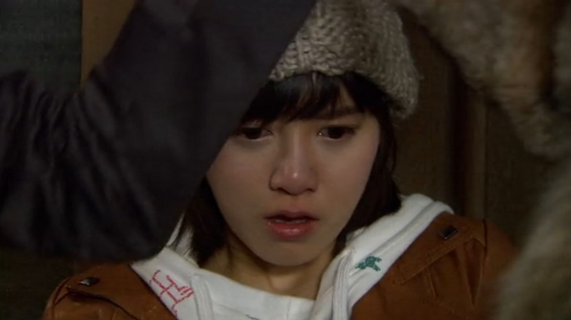 Jan-di almost gets struck Boys Over Flowers episode 16