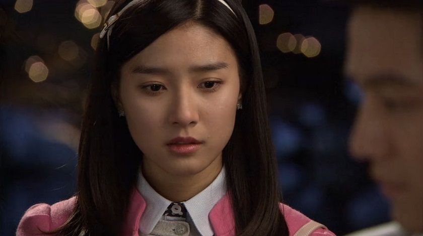 Ga-eul asking out Yi-jung in Boys Over Flowers episode 18