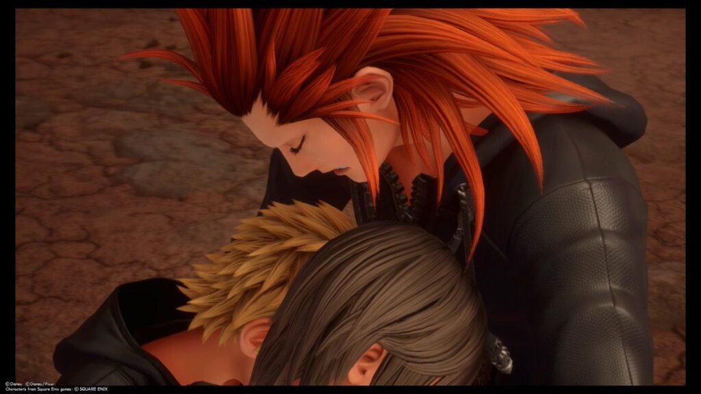 Axel, Roxas, and Xion reunite in Kingdom Hearts 3