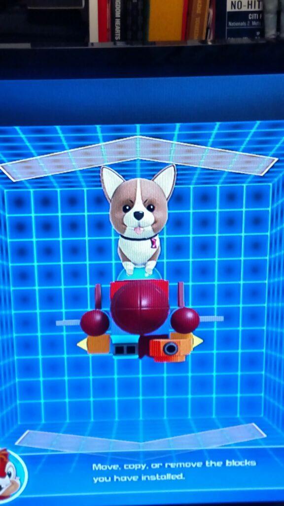 Gummi ship in Kingdom Hearts 3