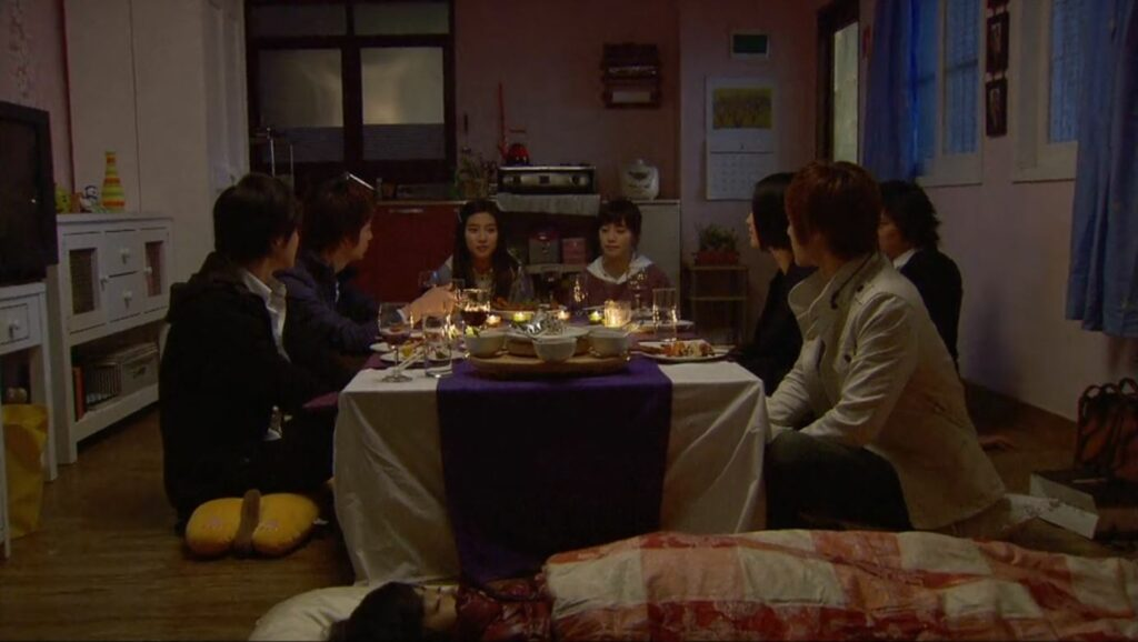 Truth or dare in Boys Over Flowers