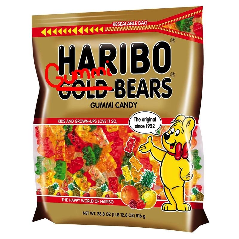 Gummi Bear gummi editor
