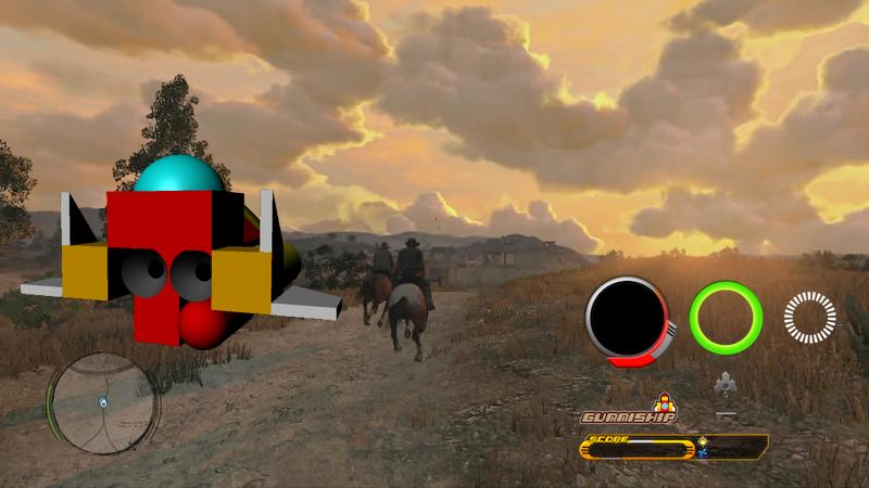 Gummi to the old town road Kingdom Hearts Red Dead Redemption 2