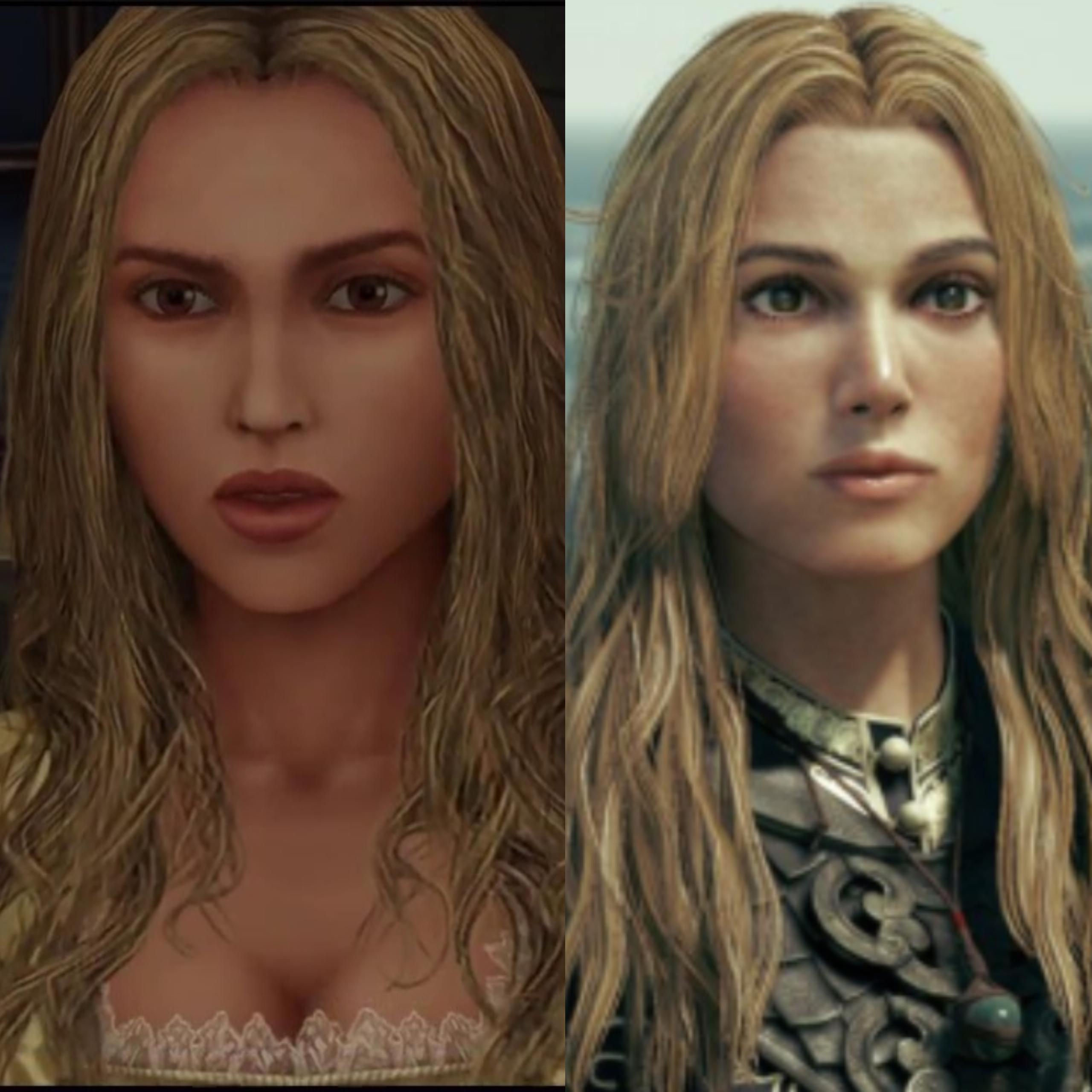 Keira Knightley KH3 glow up