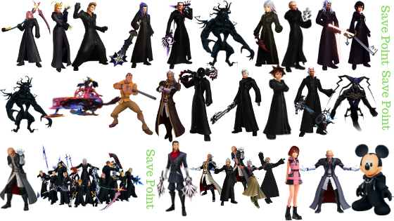Kingdom Hearts III Ultimate boss progression
