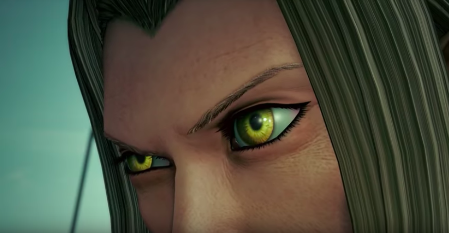 Vexen close-up