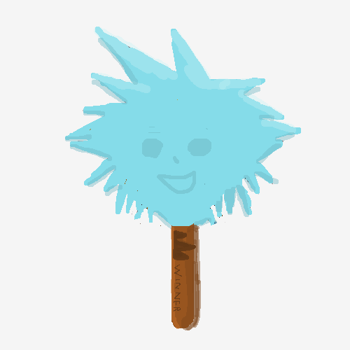 Sora Sea Salt Ice cream