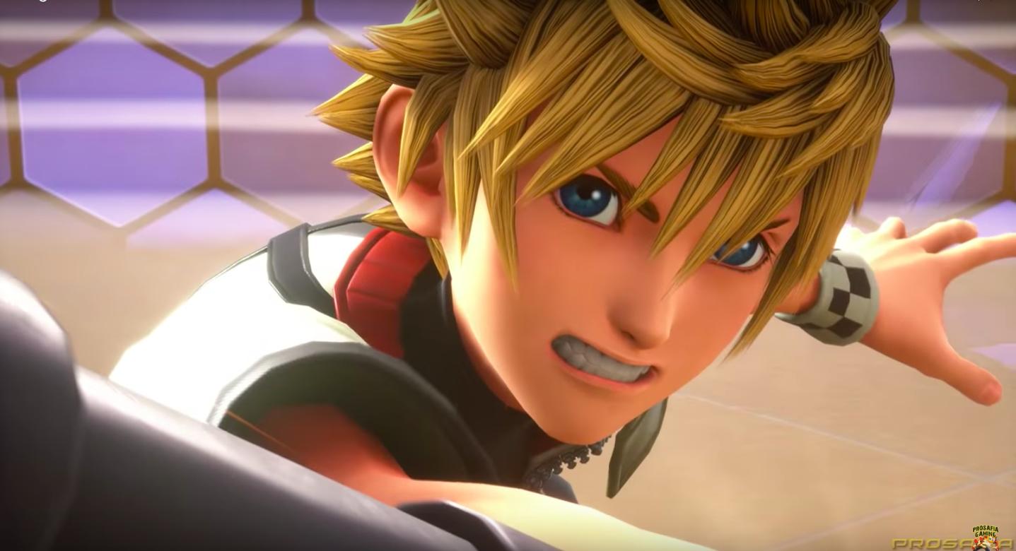Ven Kingdom Hearts 3
