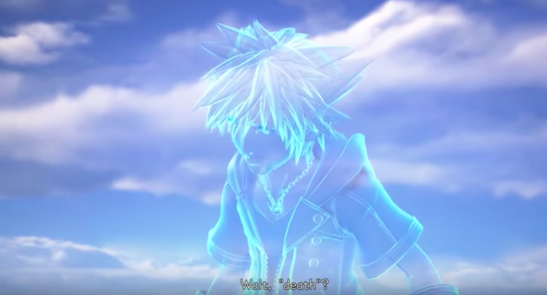 Sora learns about death.