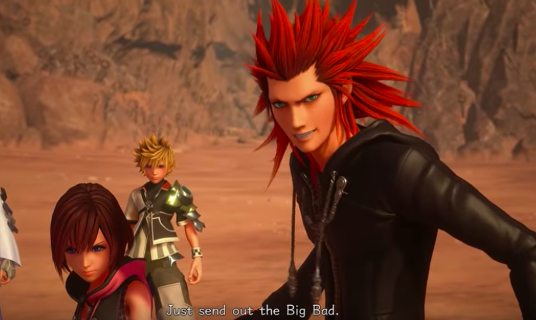 Send out the Big Bad Axel