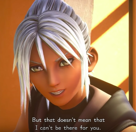 Young Xehanort being wholesome