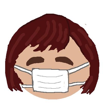 Kairi sick emoji