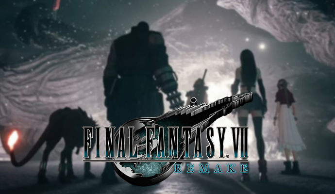 final fantasy vii remake review cover image