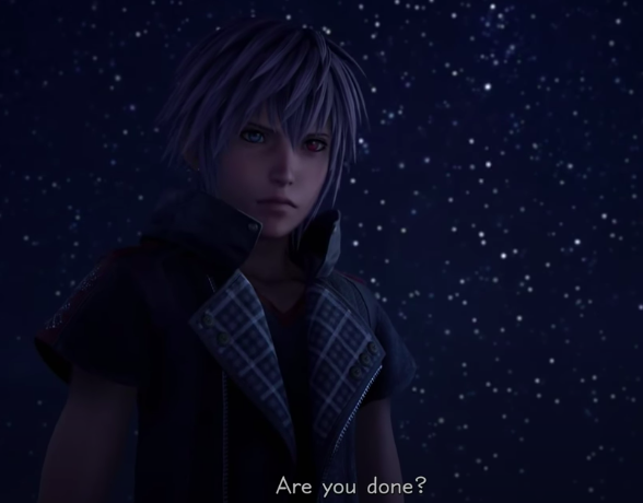 Yozora Kingdom Hearts 3 Final World