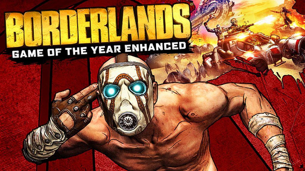 Borderlands title image