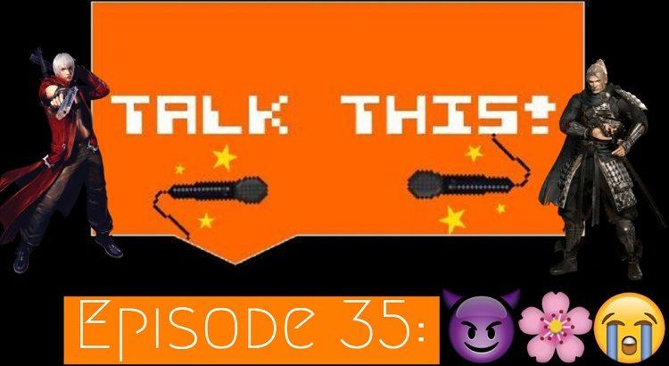New bonus episode of Talk This! video game podcast