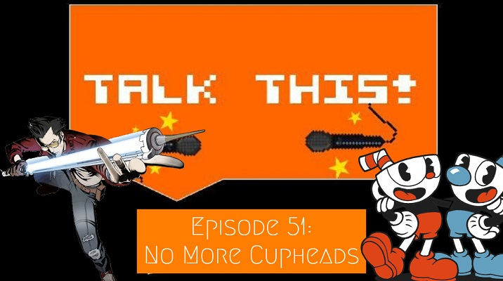 No More Heroes and Cuphead on video game podcast